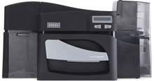 Photo of Fargo DTC 4500 ID Card Printer System