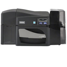 Photo of Fargo DTC4500e ID Printer Ribbon