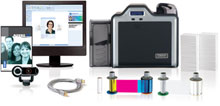 Photo of Fargo HDP 5000 ID System ID Printer Ribbon