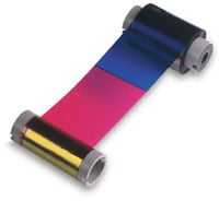 Photo of Fargo DTC 4000 ID Printer Ribbon