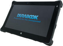Photo of GammaTech Durabook R11