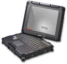 Photo of Getac V100