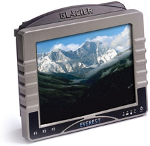Photo of Glacier E4000