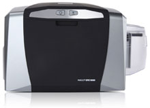 Photo of HID DTC 1000 ID Card Printer Systems