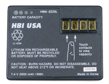 Harvard Battery HBM-6220L