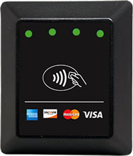 Photo of ID Tech ViVOpay Kiosk II Contactless Reader