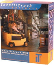 Photo of IntelliTrack WMS Warehouse Management Software 8.1