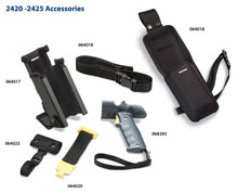 Photo of Intermec 2420 Trakker Antares Accessories