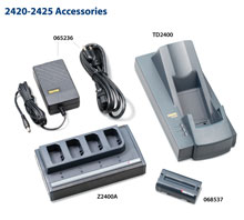 Photo of Intermec Trakker Antares T2425 Accessories