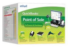 Photo of Intuit Quickbooks POS Basic 10.0 Hardware and Software System