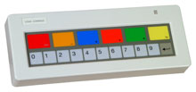 Photo of Logic Controls KB1700 Programmable Keypad