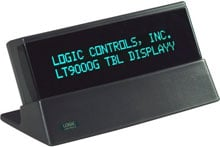 Logic Controls TD3000UP-BK