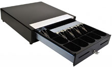 M-S Cash Drawer EP-107N2-M-B