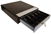 M-S Cash Drawer HP-122L-B
