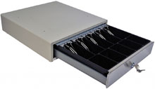 M-S Cash Drawer SP-103N-W
