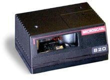 Photo of Microscan MS820