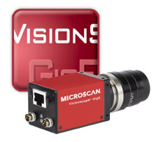 Photo of Microscan Visionscape GigE Solution