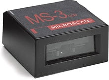 Photo of Microscan MS3 CCD