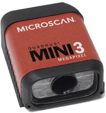 Photo of Microscan Quadrus Mini 3