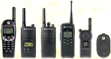 Photo of Motorola 2-Way Radios