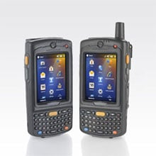 Motorola MC75A0-P10SWQQA9WR-KIT