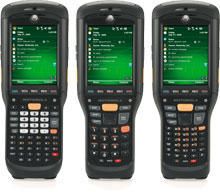 Motorola MC9590-KB0DAD00100