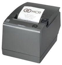 Photo of NCR RealPOS Two-Sided Receipt Printer