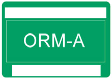 Photo of Other Regulated Material ORM-A