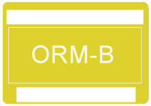Photo of Other Regulated Material ORM-B