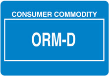 Photo of Other Regulated Material ORMD