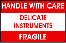 Photo of Packing Delicate Instruments