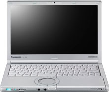 Photo of Panasonic Toughbook CF-SX2