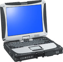 Photo of Panasonic Toughbook CF-19