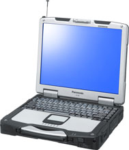 Photo of Panasonic Toughbook CF-30