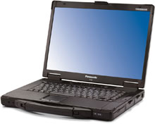 Photo of Panasonic Toughbook CF-52