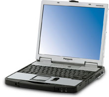 Photo of Panasonic Toughbook CF-74