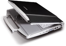 Photo of Panasonic Toughbook CF-F8