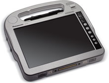 Photo of Panasonic Toughbook CF-H2