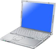 Photo of Panasonic Toughbook CF-T8