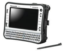 Photo of Panasonic Toughbook CF-U1 Ultra
