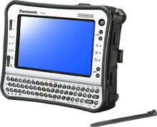 Photo of Panasonic Toughbook CF-U1