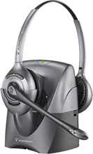 Photo of Plantronics CS361N Binaural SupraPlus Wireless Professional Headset System Noise-Canceling