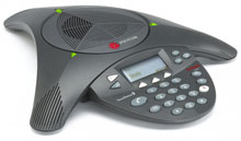 Photo of Polycom Sound Station 2