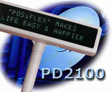 Photo of Posiflex PD2100