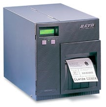 Photo of SATO CL412 e RFID