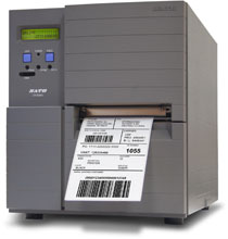 Photo of SATO LM412 e