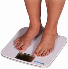 Photo of Brecknell BS180 Bathroom Scale
