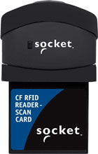 Photo of Socket CF RFID Reader Scan Card 6P
