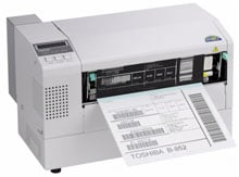 Photo of Toshiba TEC B-852R