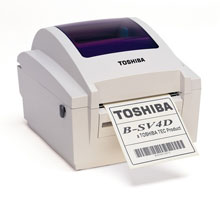 Photo of Toshiba TEC B-SV4D